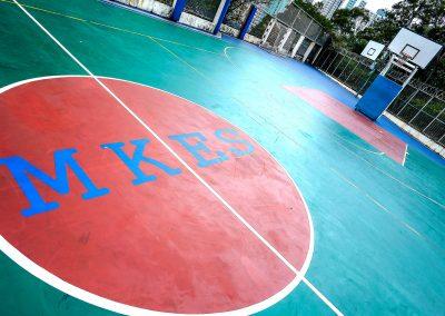 籃球場 Basketball Field