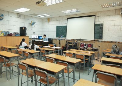 音樂室 Music Room