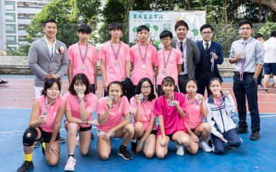 65週年校慶活動 – 閃避球大賽