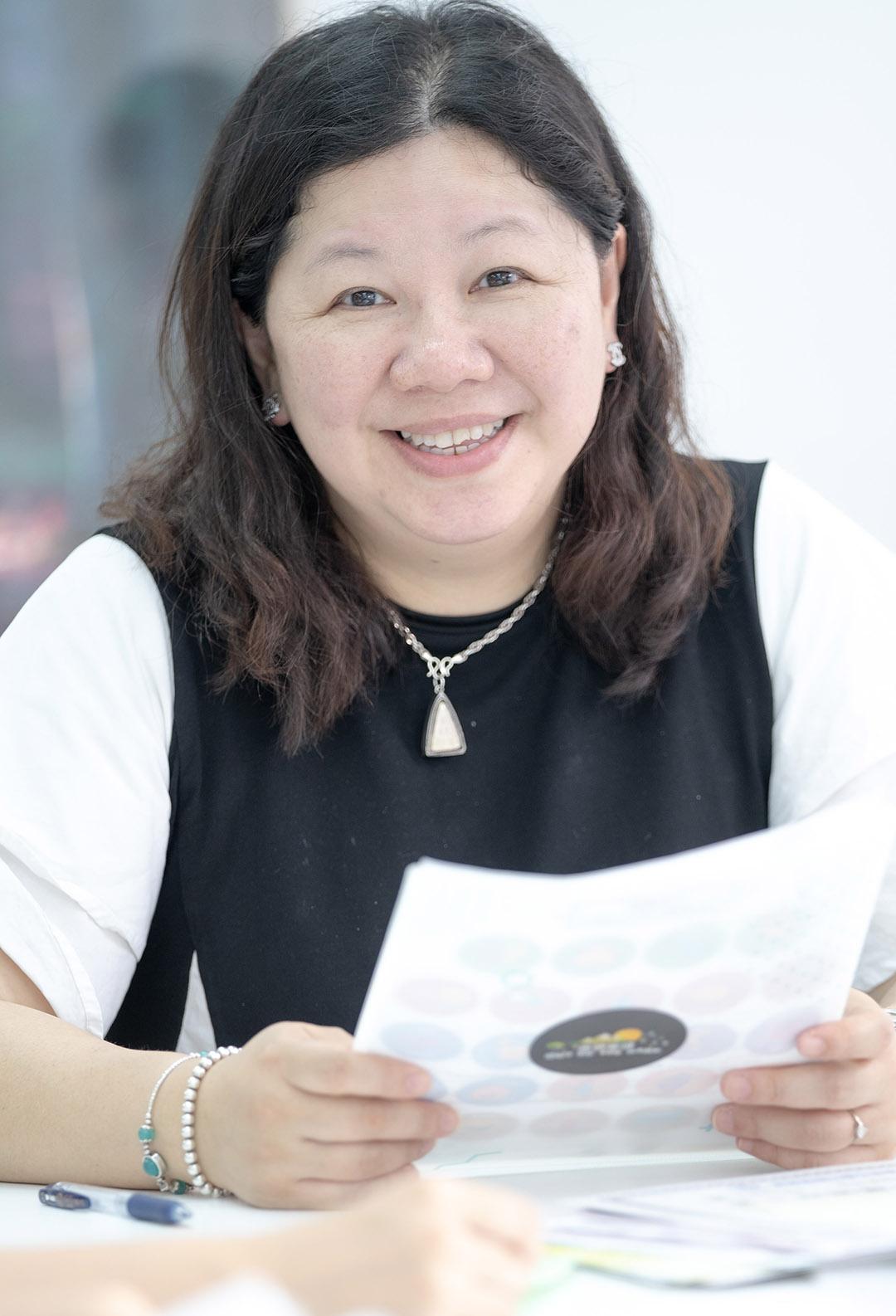 林麗萍老師 Ms Emily Lam